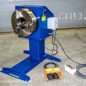 Bulldog 3000 lb Pipe Welding Positioner