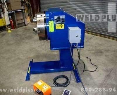 Bulldog 3000 lb Pipe Welding Positioner