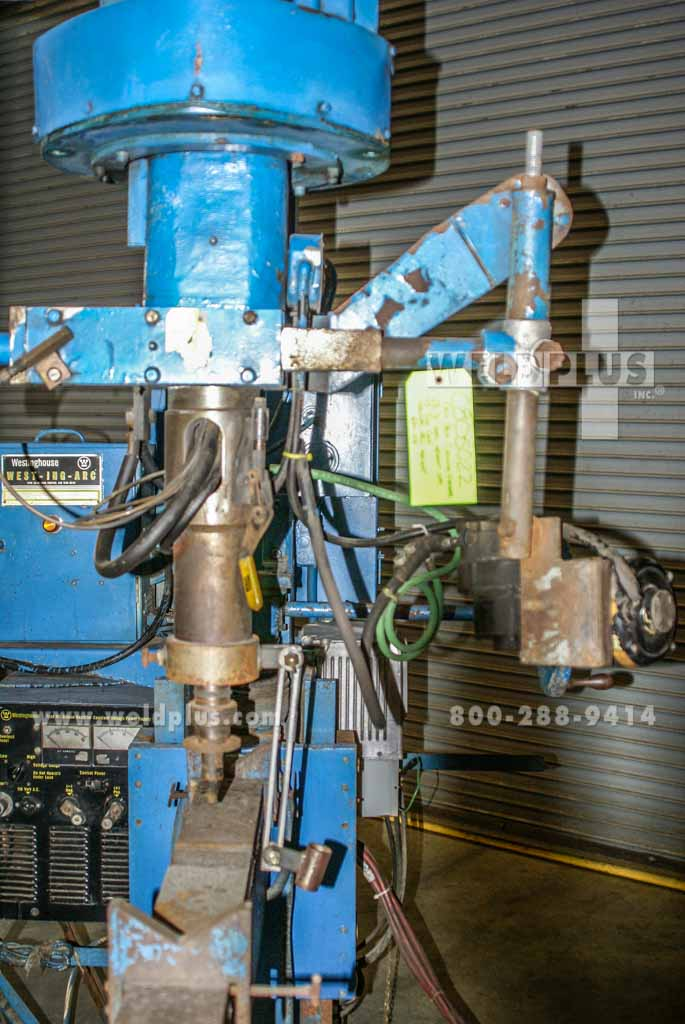 Used Cecil Peck Circular Welder
