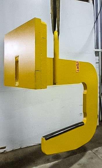 Cullen Freistedt 20,000 lb. Coil Hook
