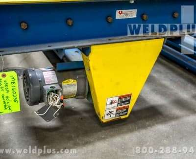 Versa Handling 12 foot Powered Conveyor