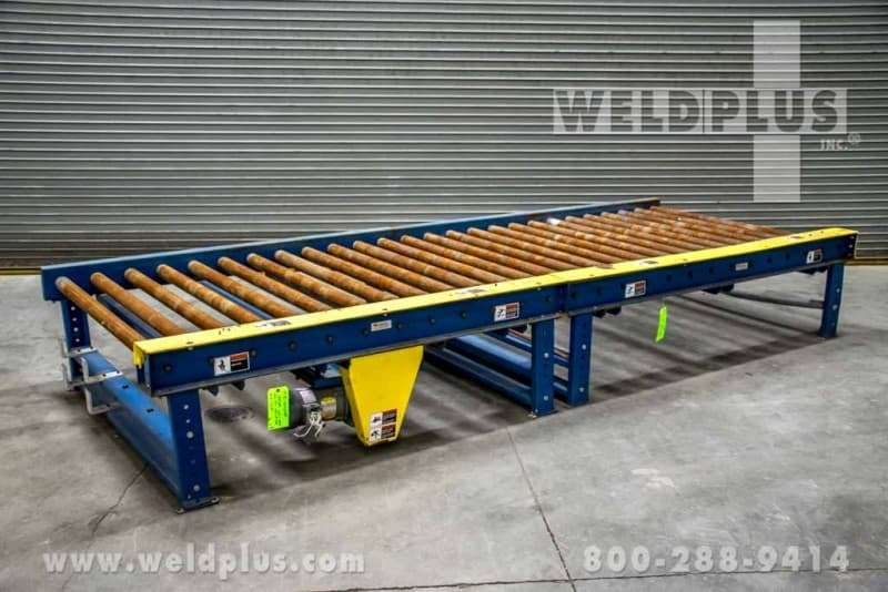 Versa Handling 12 foot Powered Pallet Conveyor