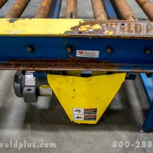 Versa Handling 9 foot Powered Pallet Conveyor
