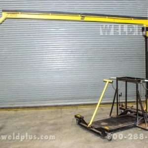 Esab 12 foot Manual Welding Boom