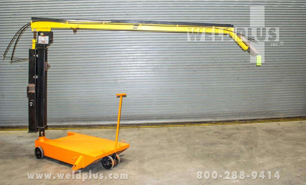 Esab 12 Foot Welding Feeder Boom