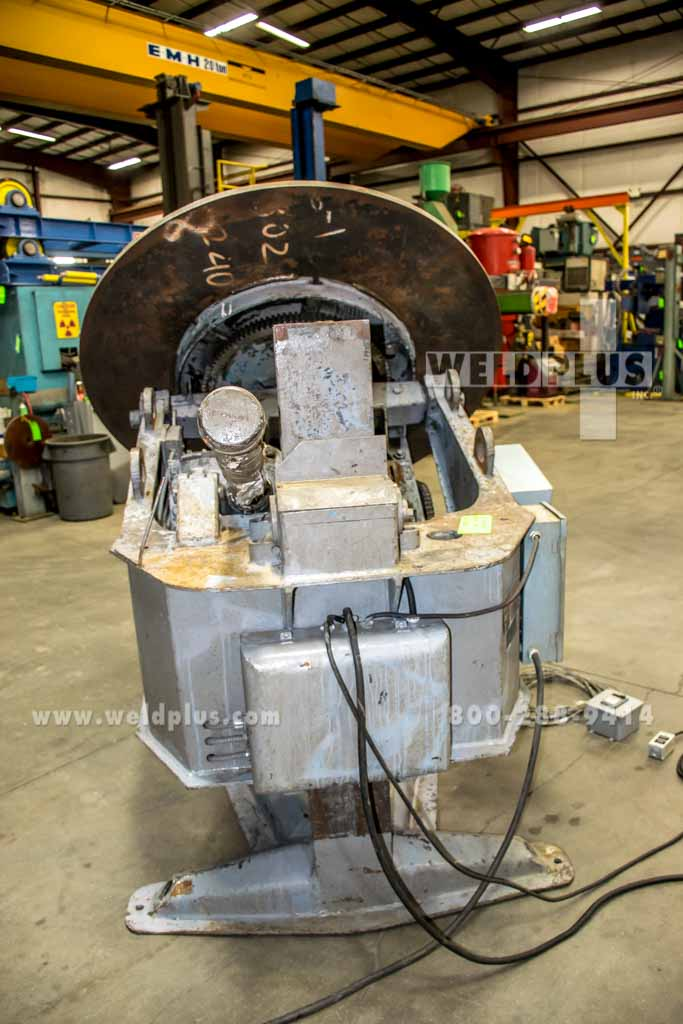 P and H 4,600 lb. Positioner