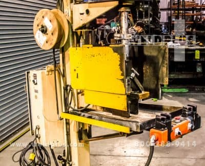 Before Image - Bancroft 300 Circle Welder Project