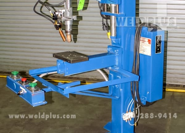 Bancroft 300 Circle Welder Project