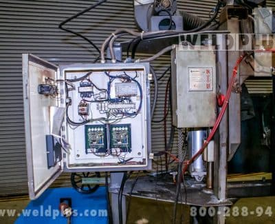 Before Image - Quest Circle Welder Project