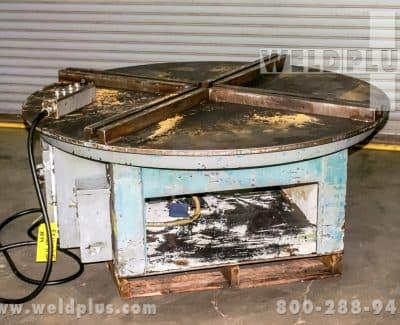 Before Image - Aronson Foor Turntable Project
