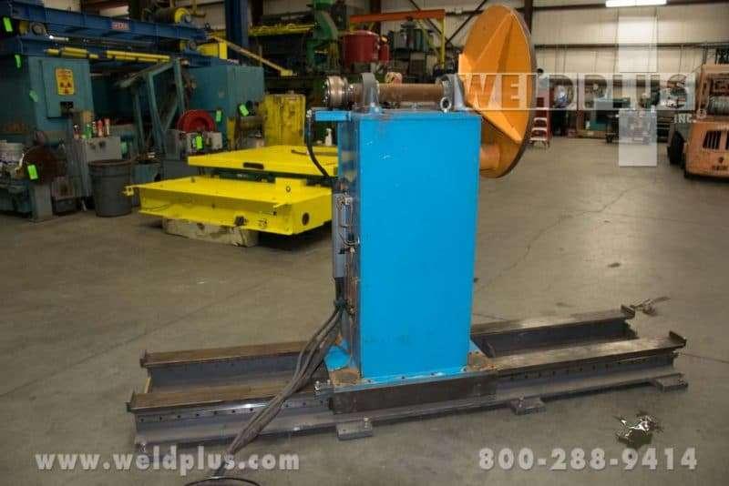 4,000 lb. Volvo Tailstock