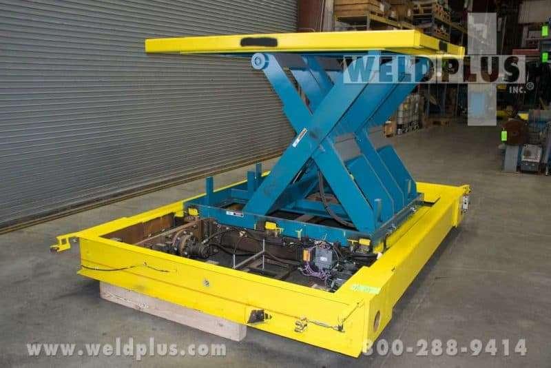 Advanced Lifts Hydraulic Lift Table