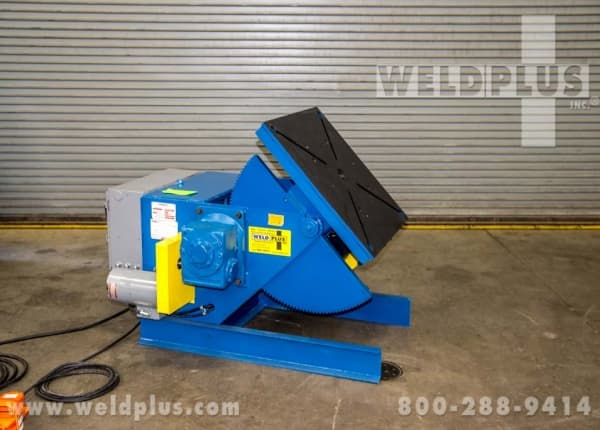 Pandjiris 3000 lb Positioner Project