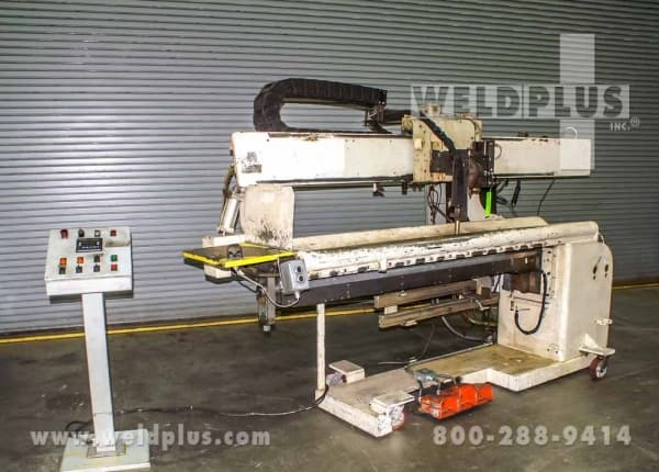 Airline LWS72 Seam Welder Project