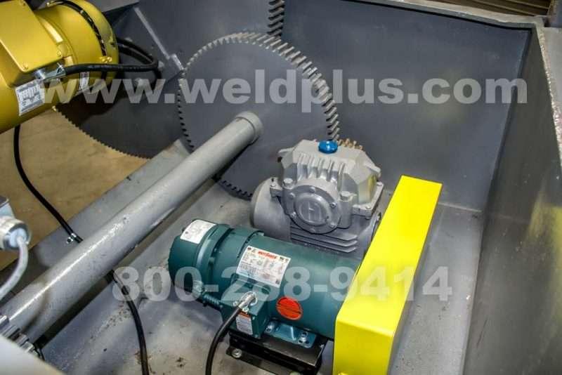 Unique Model UPC100 10,000 lb. Positioner