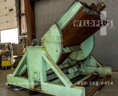 Aronson 30000 lb Tilting Unit Frame Turning Rolls