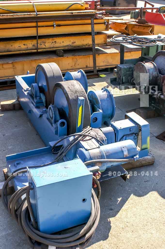 Ransome BPRR-15 30,000 lb. Turning Roll Drive