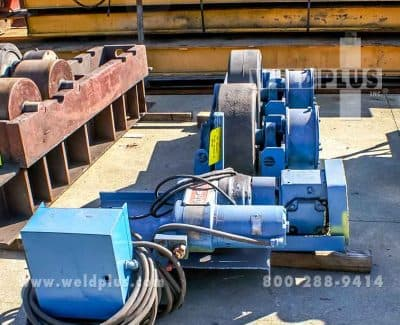 Ransome BPRR 15 30000 lb Turning Roll Drive