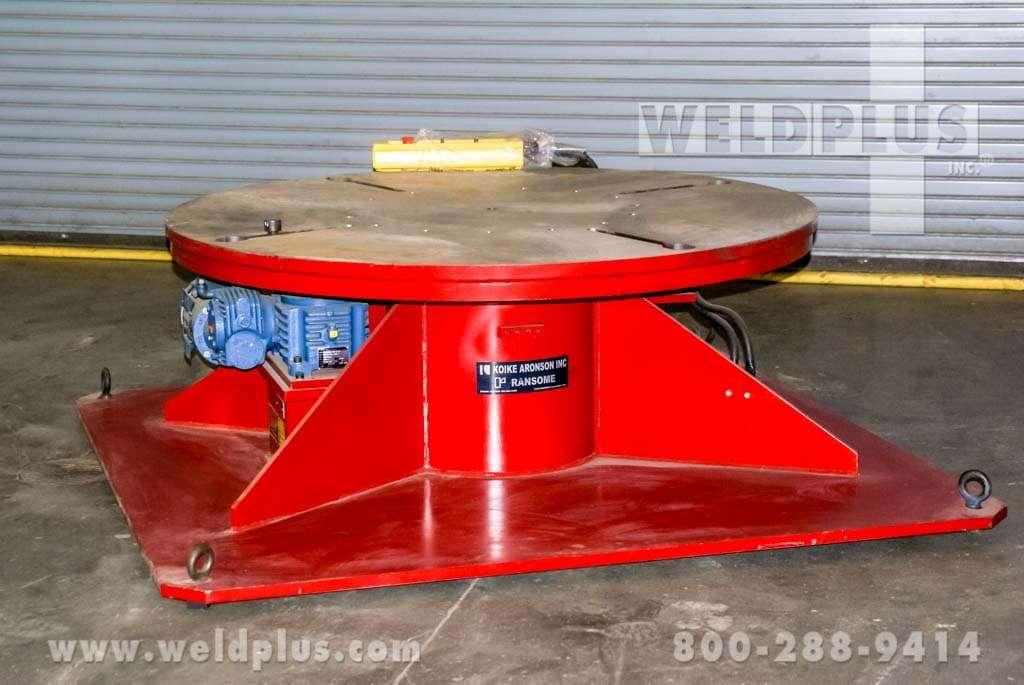 Koike-Aronson Model 20000-VF Floor Turntable