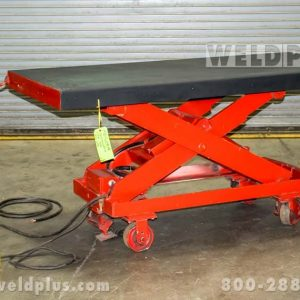 Southworth Hydraulic Lift Table