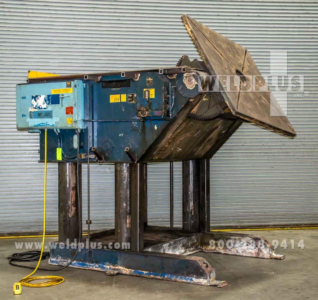 Aronson Model GE250 25,000 lb. Positioner