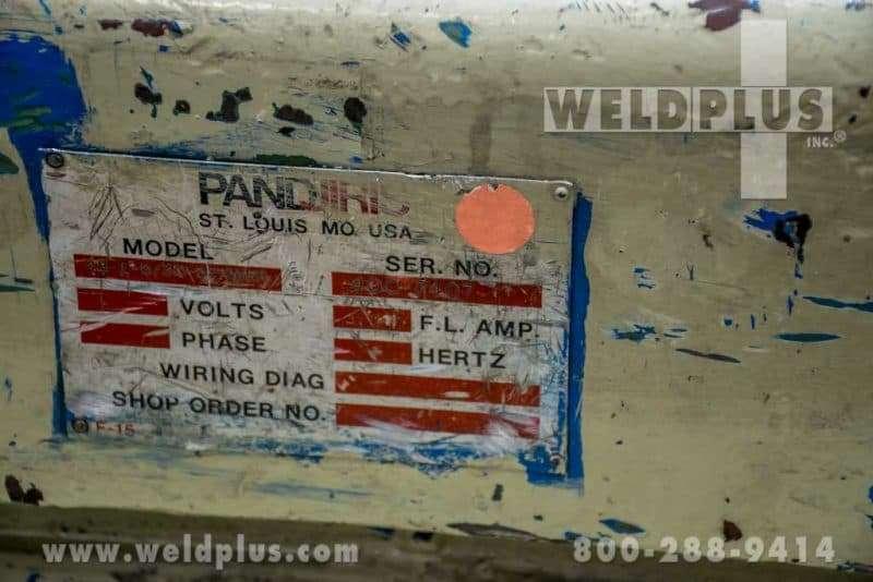Pandjiris 4′ External Seamer