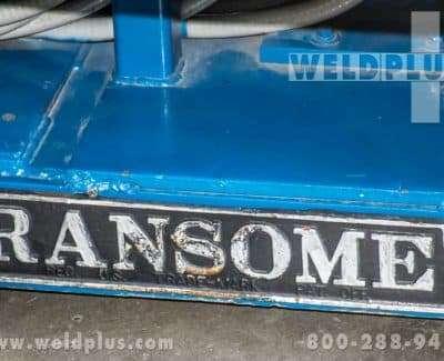 Ransome Model 13 Welding Positioner