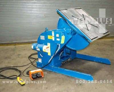 Ransome Model 13 Welding Positioner