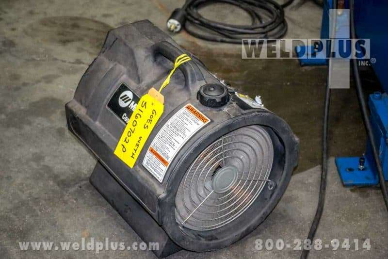 Pandjiris 48 Inch Used Seam Welder