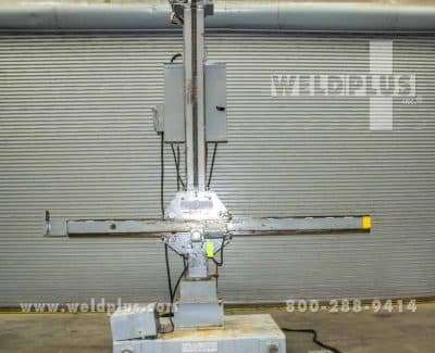 8x8 ft Pandjiris Double 8 Welding Manipulator
