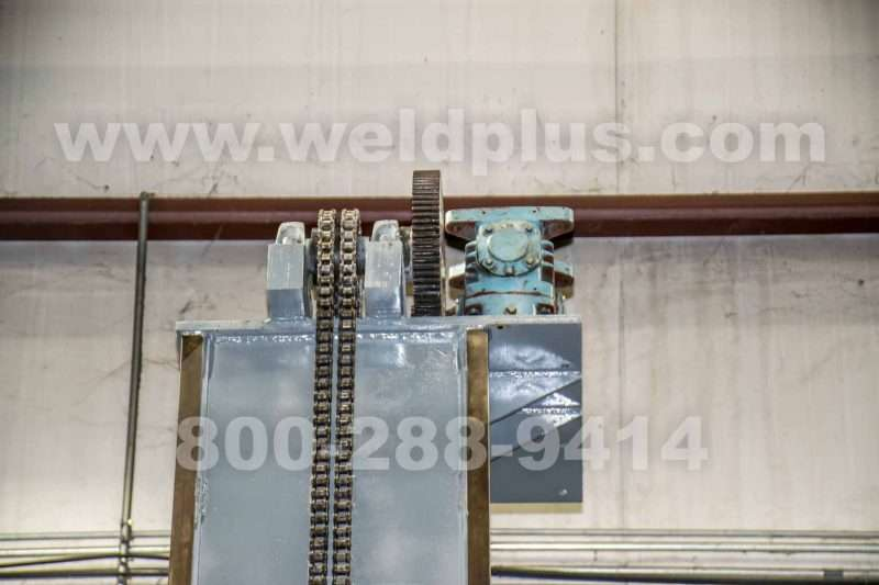 Pandjiris Model 1400 14 x 14 Welding Manipulator