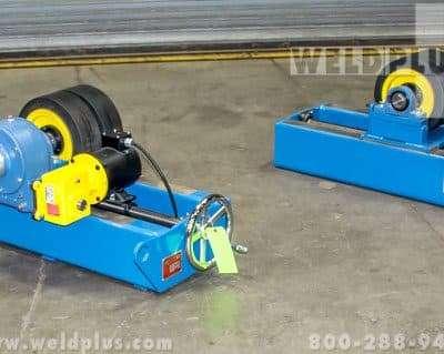 Webb 20000 lb Constant Center Turning Roll Set