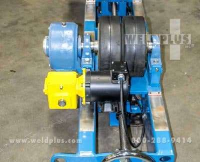 Webb 20000 lb Constant Center Turning Roll Set