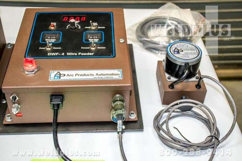 Cyclomatic Precision TIG Wire Feed System