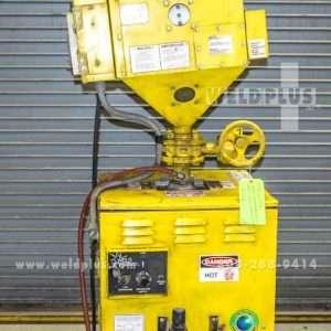 Weld Engineering Heated Flux Recovery & Separator