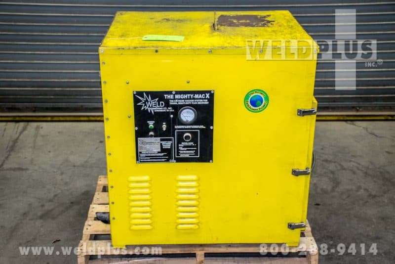 Weld Engineering Heavy Duty Flux Recovery Vacuum