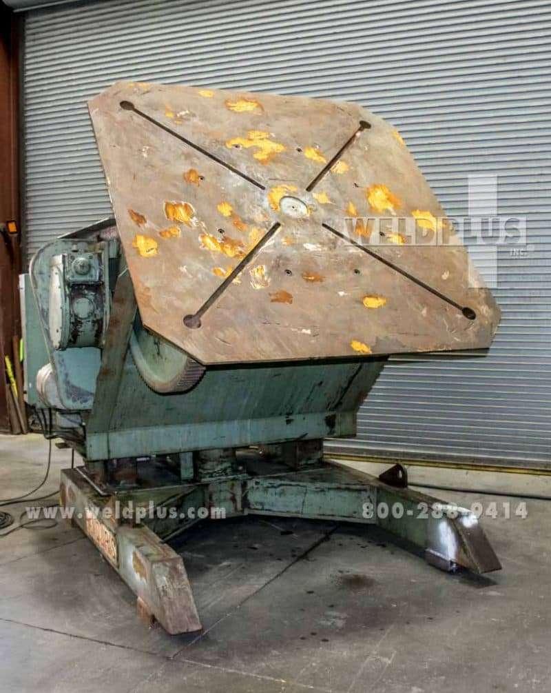 Pandjiris 25,000 lb. Power Elevation Positioner