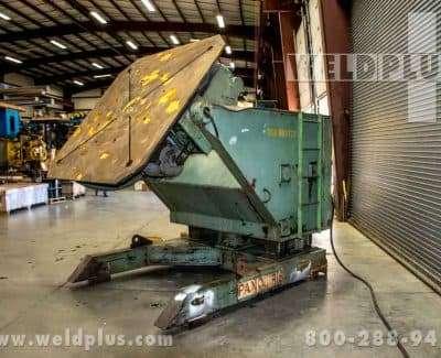 Pandjiris 25000 lb Power Elevation Positioner