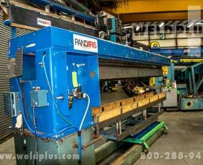 Pandjiris Model 144E External Flat Sheet Seam Welder