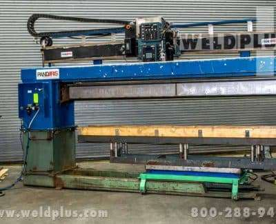 Pandjiris Model 144E External Flat Sheet Seam Welder