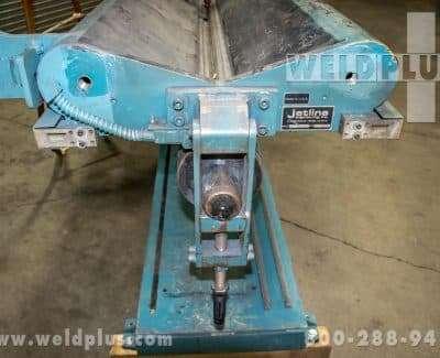 Jetline Model LWS96 External Seam Welder
