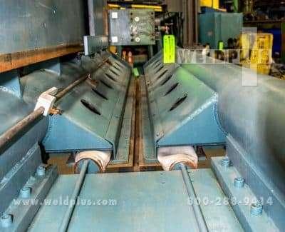 Pandjiris 84 inch External Seam Welder
