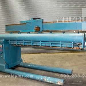 Pandjiris 84 inch External Seam Welder