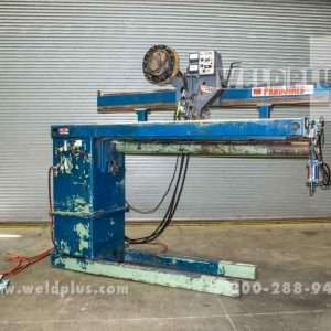 Pandjiris Model 72 E630 72 inch External Seam Welder