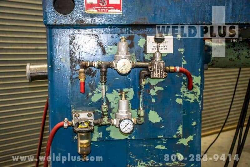 Pandjiris Model 72 E630 72 inch External Seam Welder