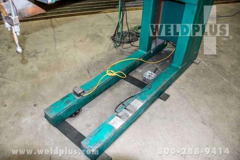 Weldline Model SMR48 External Seam Welder