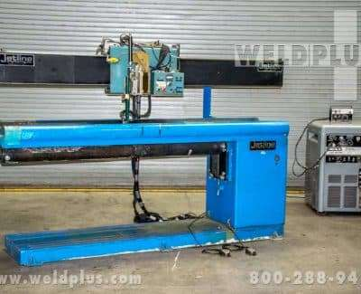 Jetline Model LWS72 External Seam Welder