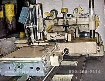 Pandjiris MM15T SPL Rotation System