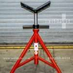 B & B 5,000 lb. Pipe Support Stand