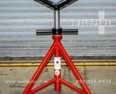 B & B 5000 lb Pipe Support Stand